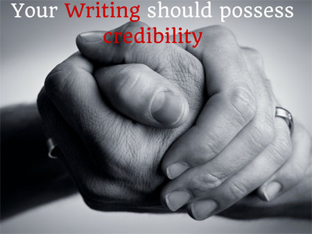 Trust In Writing