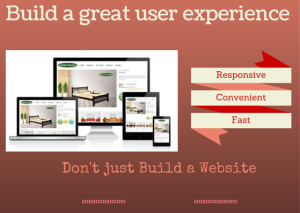 Building a great website