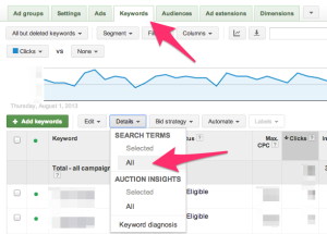 adwords-search-terms-report-for-keyword-research